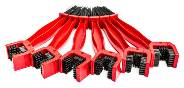Щётка для мойки чистки мото цепи сщётка для обслуживания цепи шлем agv