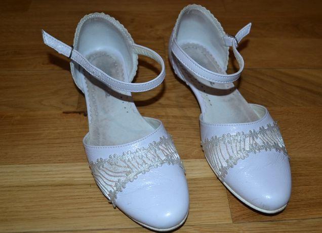 Buty komunia dziewczynka 34