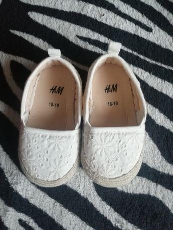 Espadryle buty dzieciece
