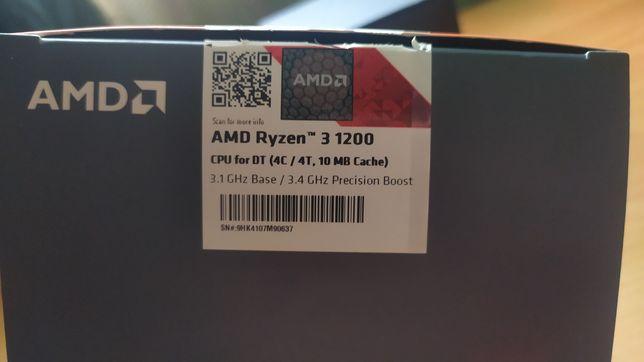 Ryzen 3 1200 процессор