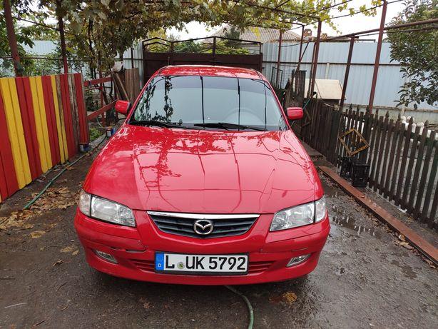 Продам Mazda 626 возможен обмен