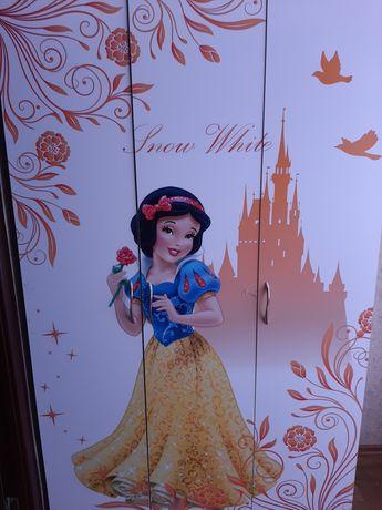 Детский шкаф для девочек срочная продажа
