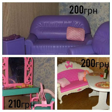Набір меблів для Barbie