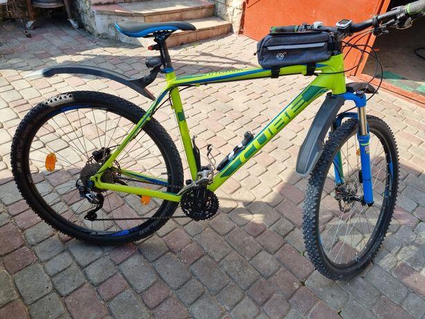 Велосипед 29 cube