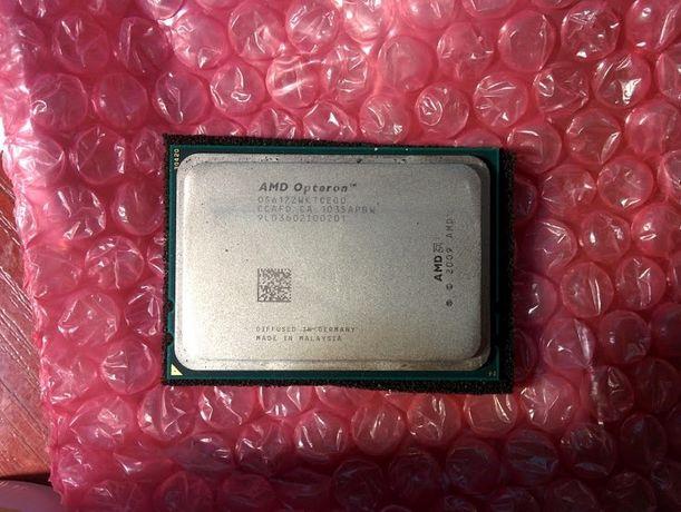 Процессор AMD Opteron 6172 12ядер, сокет G34