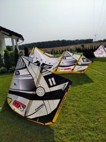 Kitesurfing Core GTS 2 11 z barem