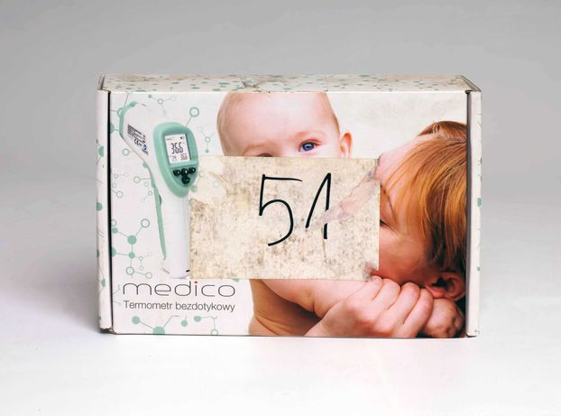 Бесконтактный термометр Medica термометр електрический