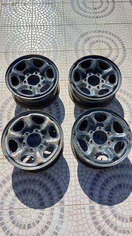 "Jantes Ferro 15"" 6x139.7 Nissan, Mitsubishi, Toyota"