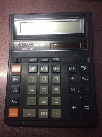 citizen калькулятор
