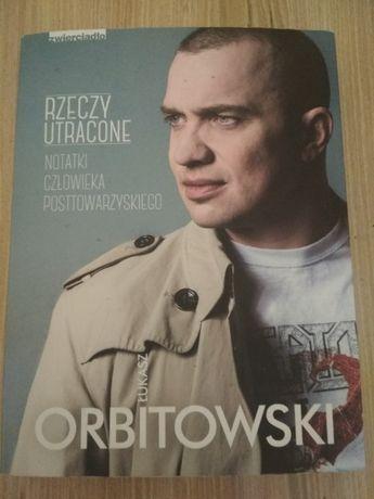 Łukasz Orbitowski: Rzeczy utracone
