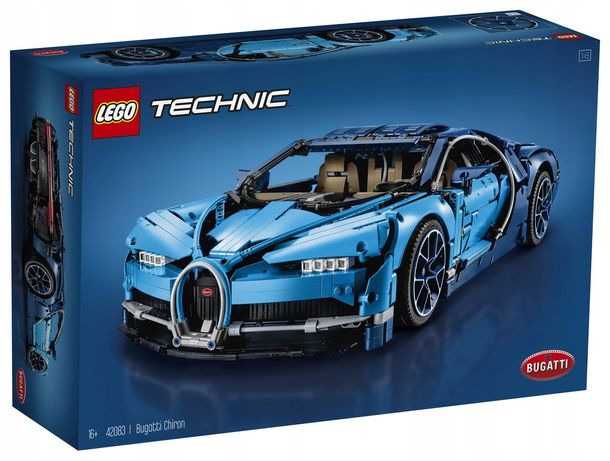 Lego 42083 Technic Bugatti Chiron NOWY