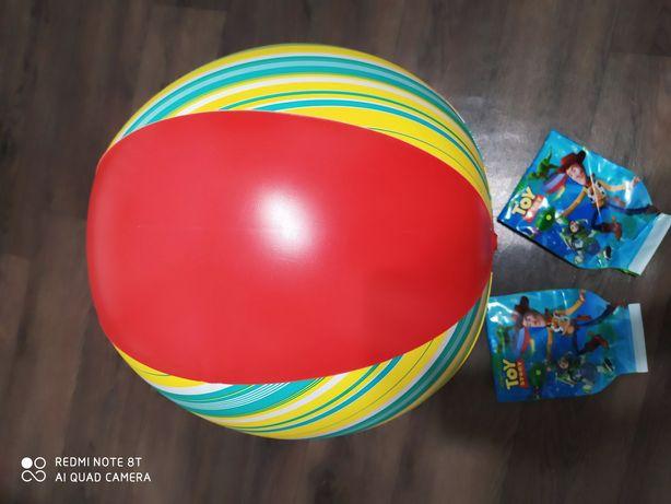 Мяч для купания, палавания + нарукавники