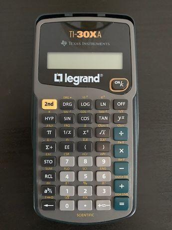 Calculadora Cientifica Texas TI-30XA