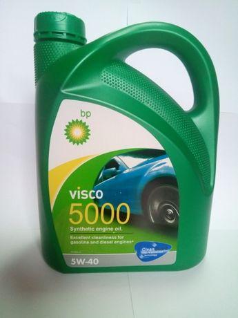 Моторное масло BP Visco 5W-40 4л.