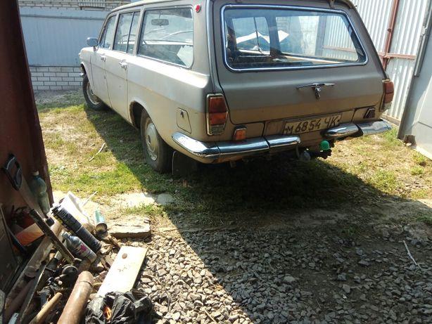 Волга Газ 2402 7 мест