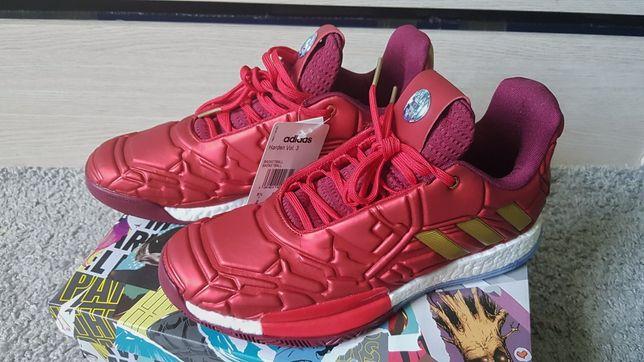 Adidas Harden vol.3 MARVEL'S Iron Man