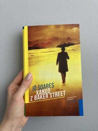 Książka Jo Soares Sherlock Holmes w Brazylii Xango z Baker Street nowa