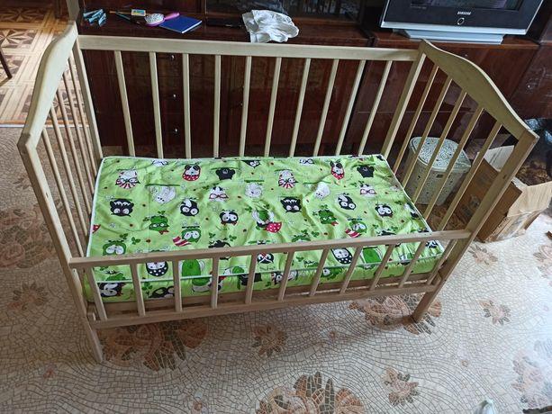 Кроватка, кровать детская для новорожденного