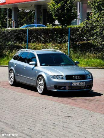 Audi A4 Mocno doinwestowane, bezwypadkowe Audi A4 B6 Avant S Line 1.8T 240 KM