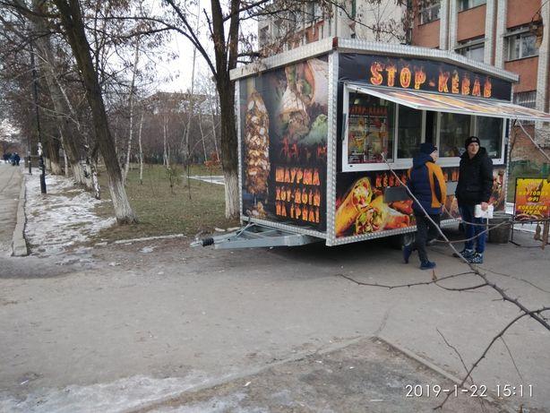 Food truck, Фаст-фуд, Торговий прицеп шаурма, фудтрак, можлива оренда.