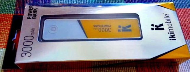 Power Bank 3000mAh