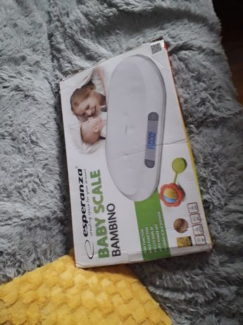 Waga niemowlęca do 20 kg