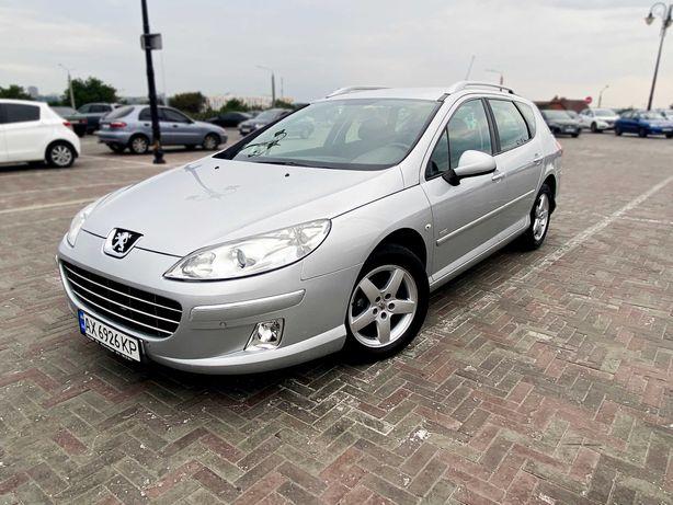Peugeot 407 2010 1.6 HDI