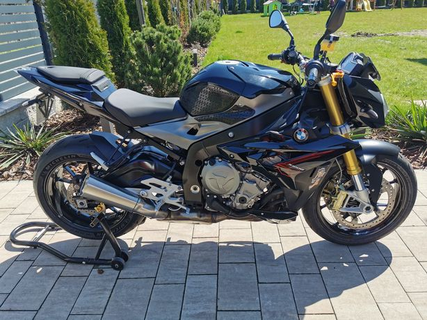 BMW S1000R Naked