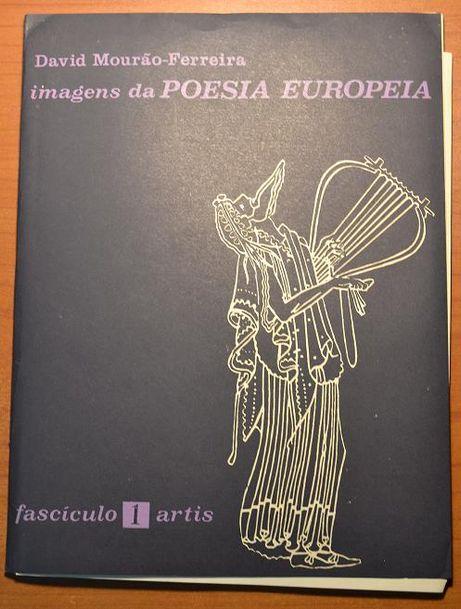 Imagens da Poesia Euopeia, 15 fasciculos, Realiazações Artis