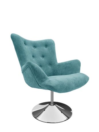 Fotel nowoczesny Integra chrom
