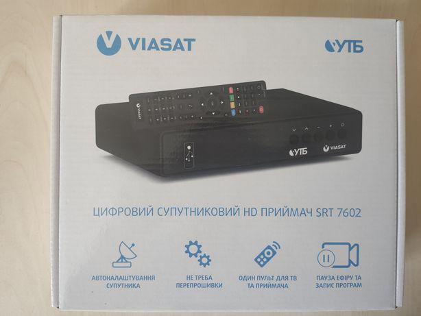 Strong SRT 7602 Viasat Виасат