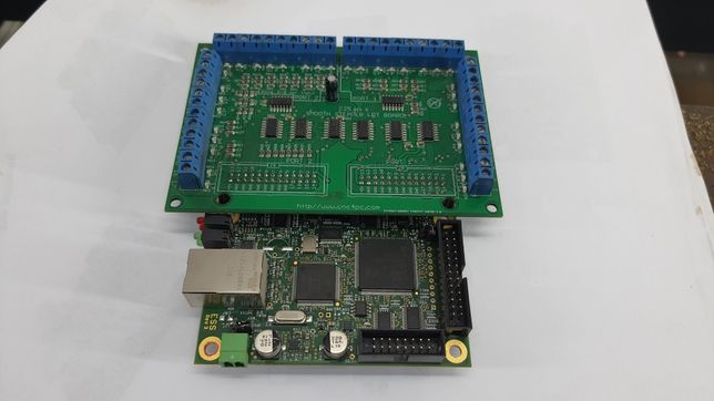 Контроллер ЧПУ mach3 ethernet smoothstepper (ess)