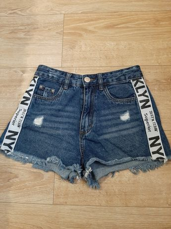 Джинсовие джинсові шорти новие нові