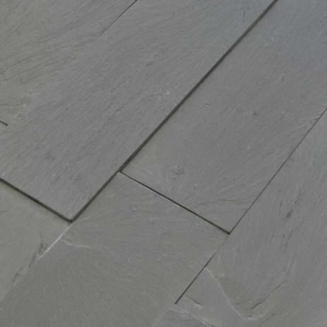 Płytki Łupek Kamień Czarny Naturalny Elewacja Kominek 30x10x1-1,3cm