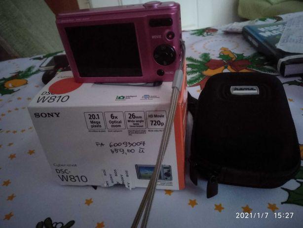 Aparat Sony DSC W810