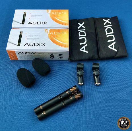 Audix - zestaw mikrofonów pojemnościowych ADX-51 PARA