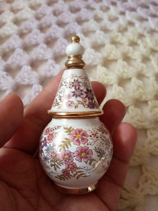Venus Винтажный парфюмерный флакон с остатками твердых духов Полтава - зображення 1