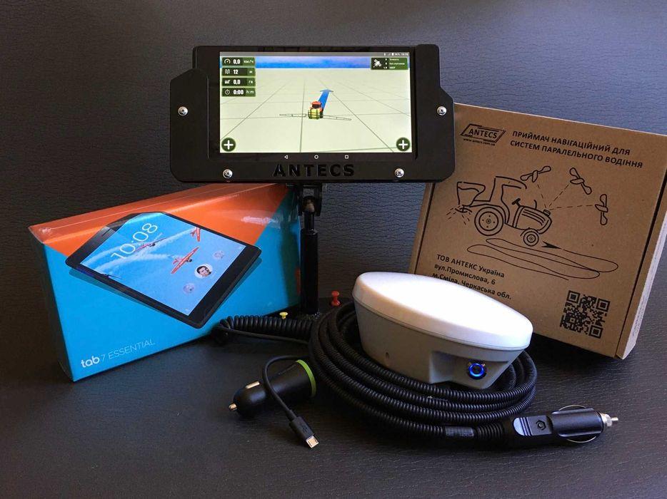 Курсоуказатель, Агронавігатор, GPS на трактор, параллельное вождение Смела - изображение 1