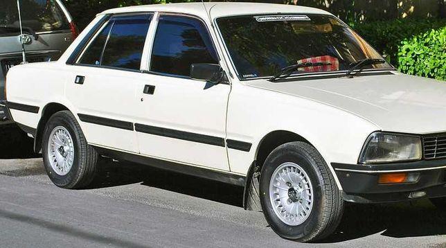 Jantes Peugeot 504 / 505