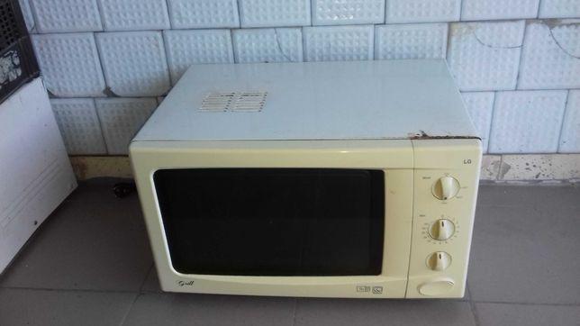 Микроволновая печь LG Корея