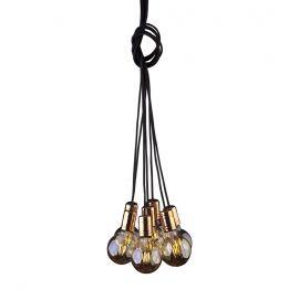 Retro Loft Lampa wisząca - Nowodvorski