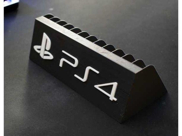 скрепка Подставка для дисков игр Sony PS4 игровых