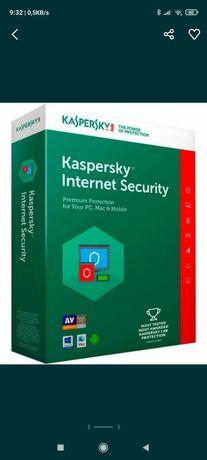 Kaspersky internet security Antivirus 2021