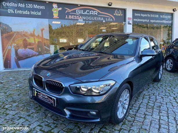 BMW 116 D Dynamics Advantage