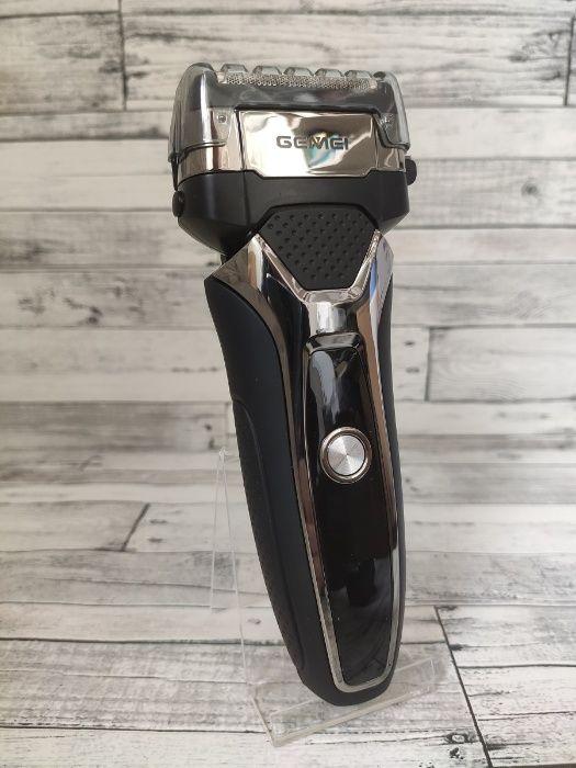 Электробритва Gemei GM-500 мощная бритва | 2 головки | LED индикация Киев - изображение 1