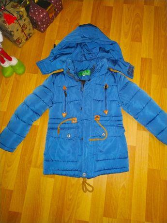 Курточка для хлопчика.(122 см)