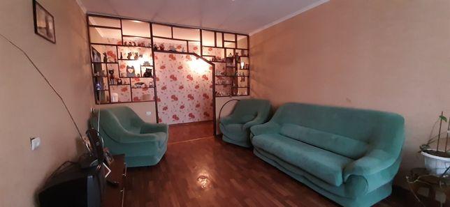 3 комнатная квартира кв. южный. 3 с автономным отоплением .ремонт