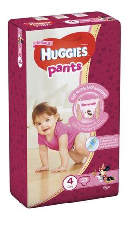 Памперсы-трусики Хаггис Huggies pants 4