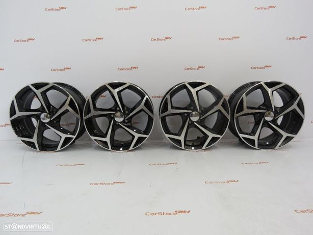 Jantes Look Volkwagen Polo R 17 x 7.5 et41 5x100