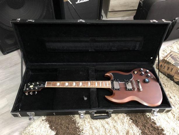 Gitara elektryczna Epiphone G-400 VINTAGE WB + Twardy Futerał
